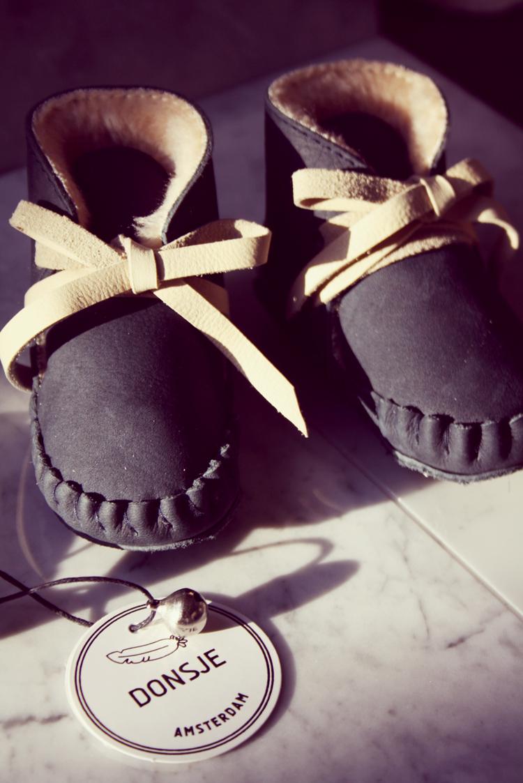 Donsje Baby shoes schoenen handmade leather1328