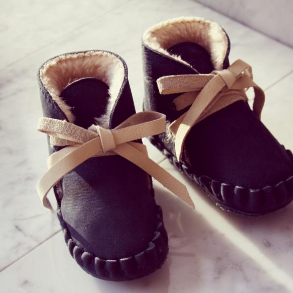 Donsje Baby shoes schoenen handmade leather