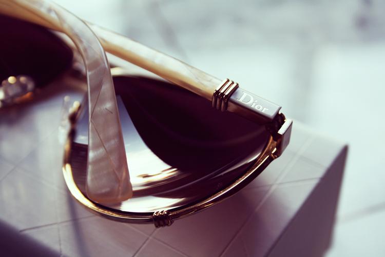 Sunglass Dior Marble Aviator 2014 1499