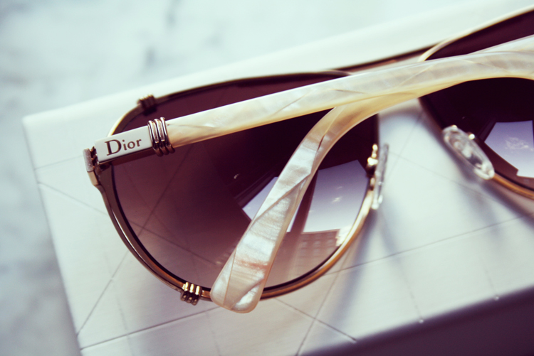 Sunglass Dior Chicago Marble Aviator 2014