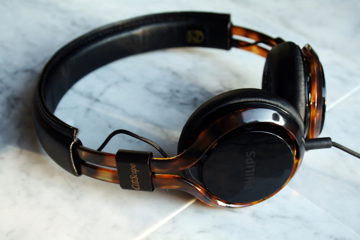 Philips Citiscape frame headphone