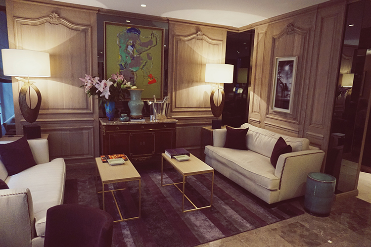 Hotel Balmoral Paris Stylish Boutique