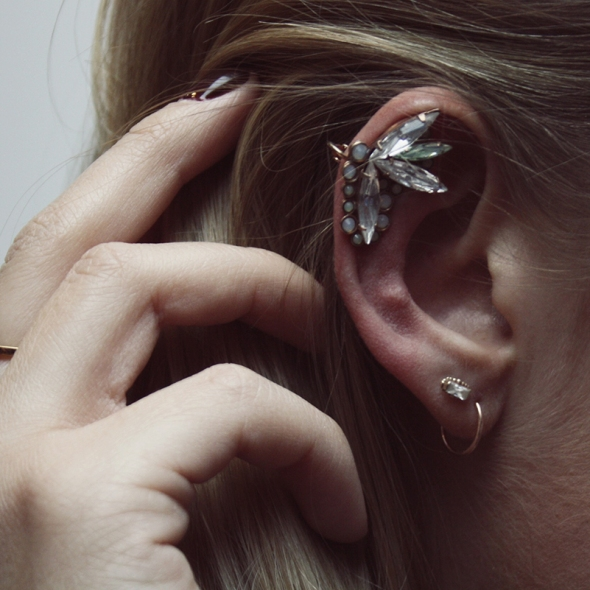 Earcuff Laurie Fleming