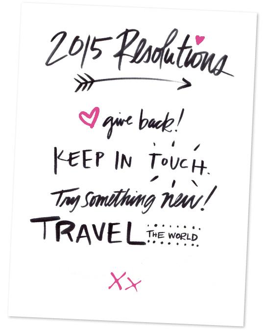 my new year resolution essay 2015