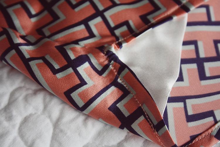 Olivia von Halle Pyama silk