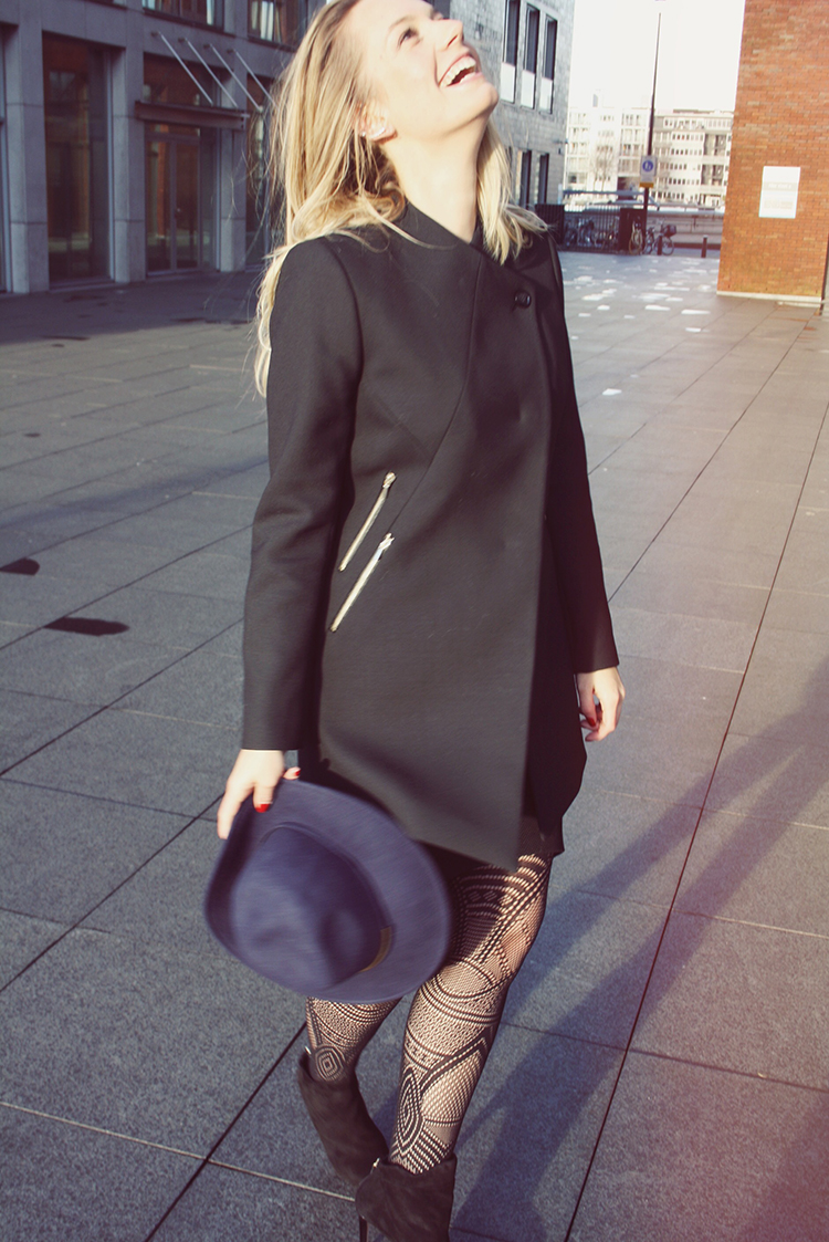 Reiss Fashion blogger outfit