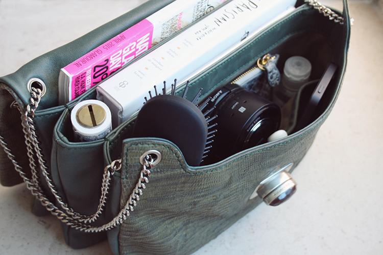 Rabeanco bag travel essentials