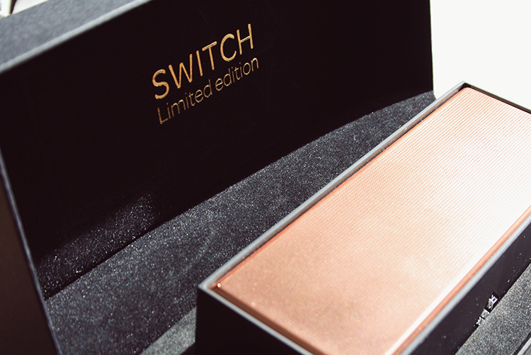 Switch by native union limited edition fashion blogger