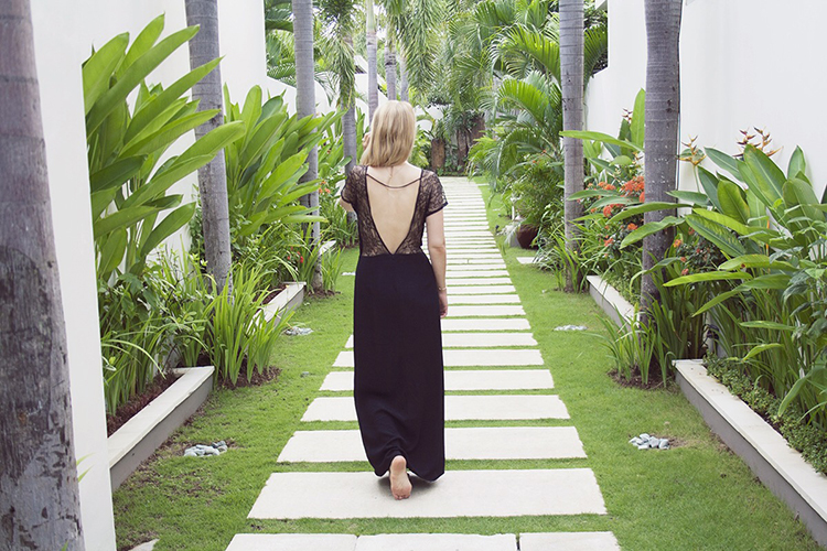 Lulu Yasmine Chandra villas bali fashion blogger