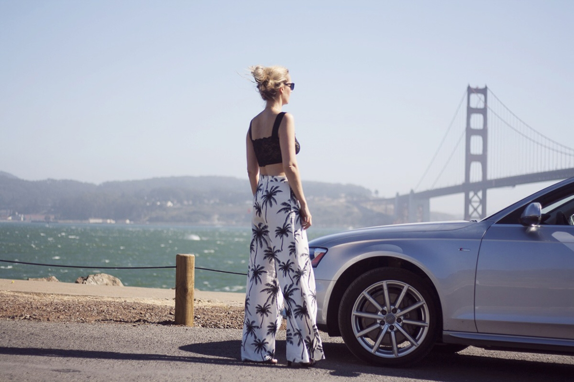 Fashion blogger Silvercar San Francisco