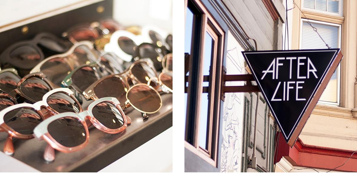 Fashionblogger San Francisco hotspots v afterlife