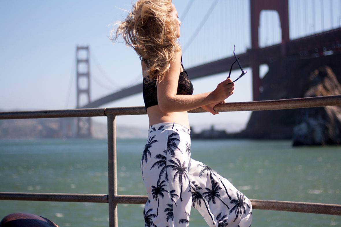 Fashionblogger San Francisco hotspots