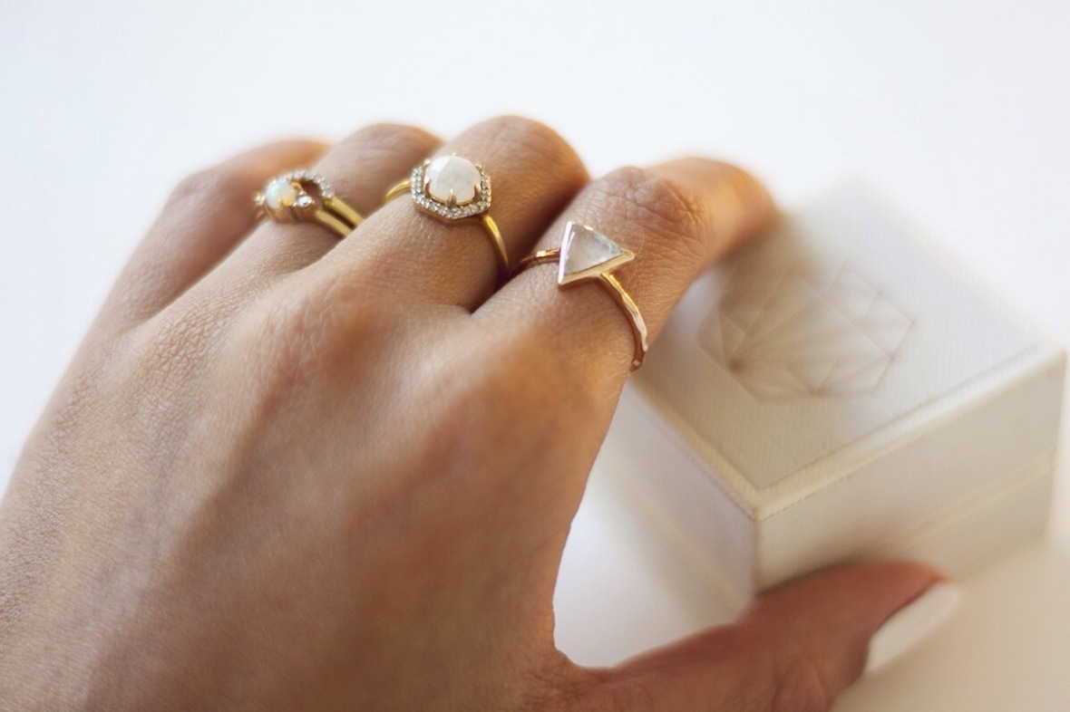 Fashion blogger Carrie elizabeth Jewellery