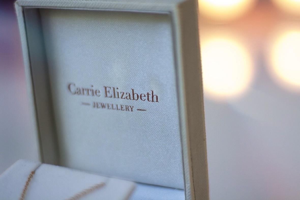 Fashion blogger Carrie elizabeth Jewellery