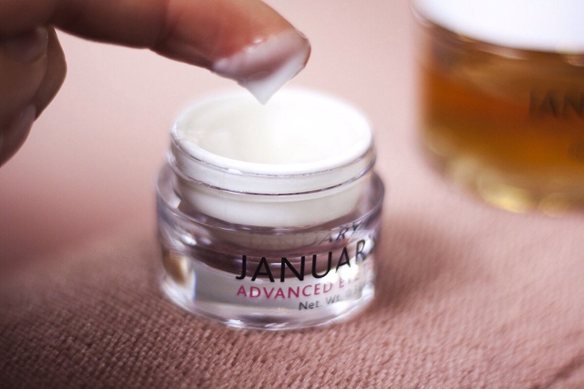 January Labs skin care natural fashion blogger