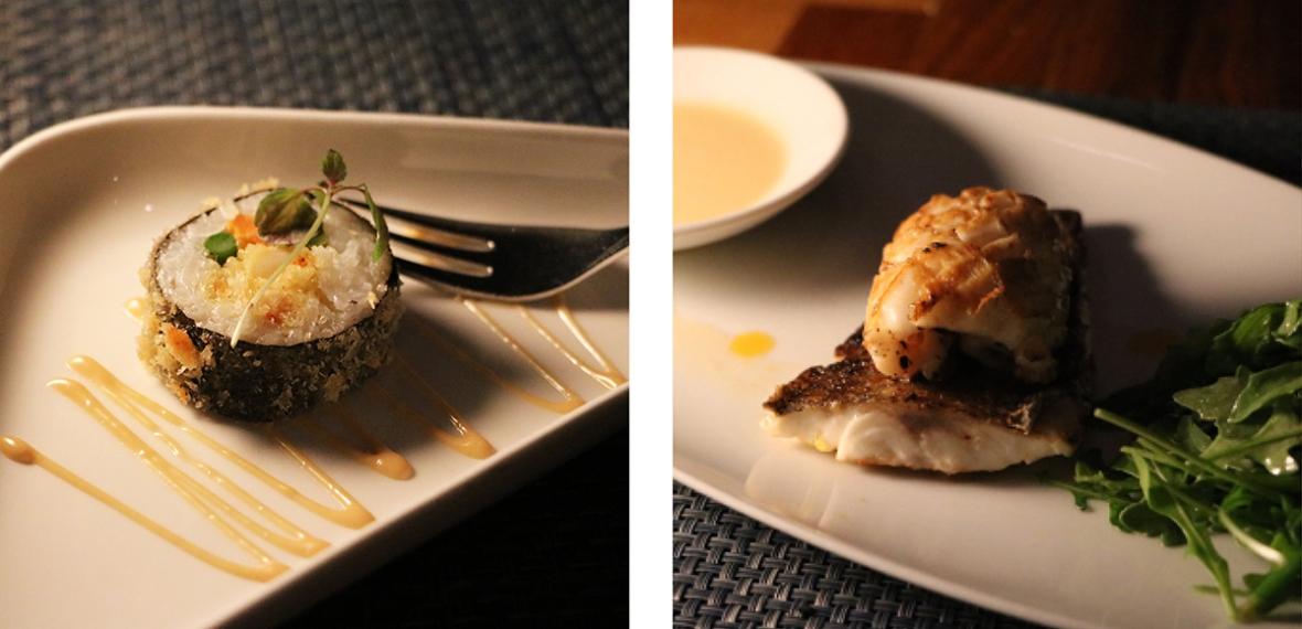 Fashion blogger Food Review Conrad Rangali island MaldiveS