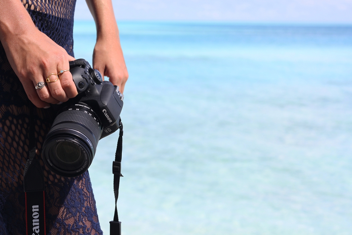 Fashion blogger Canon 750D review 18-135 mm & 50mm