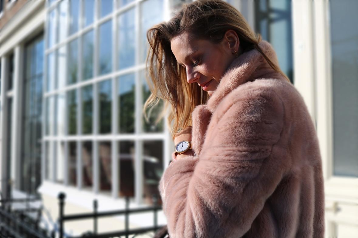 Shore project watch Fashion Blogger Amsterdam