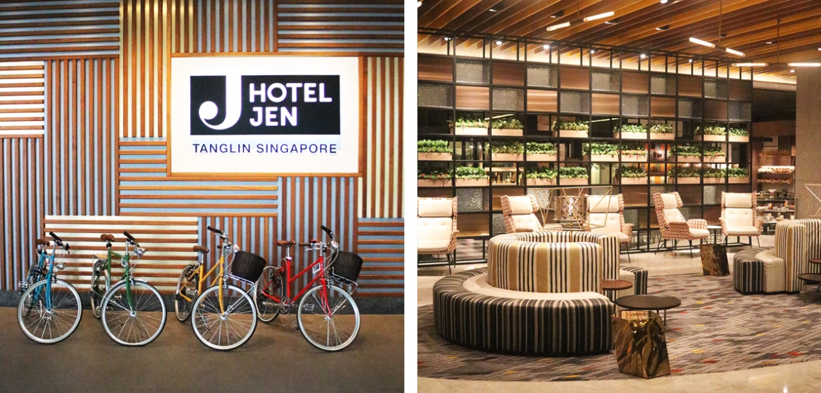 Hotel Jen Tanglin Singapore Review Blogger