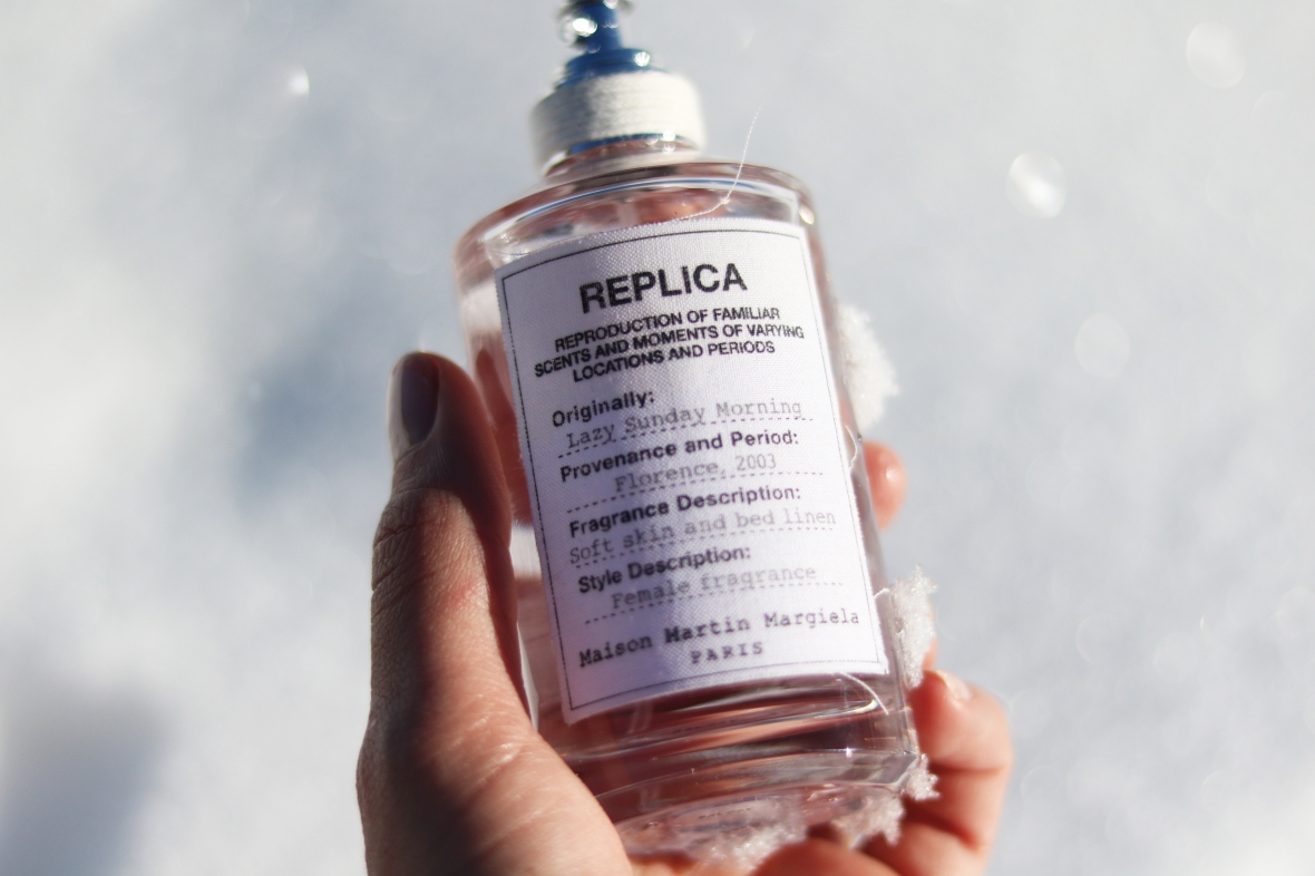 Beautyblogger snow essentials sisley kiehls maison margiela