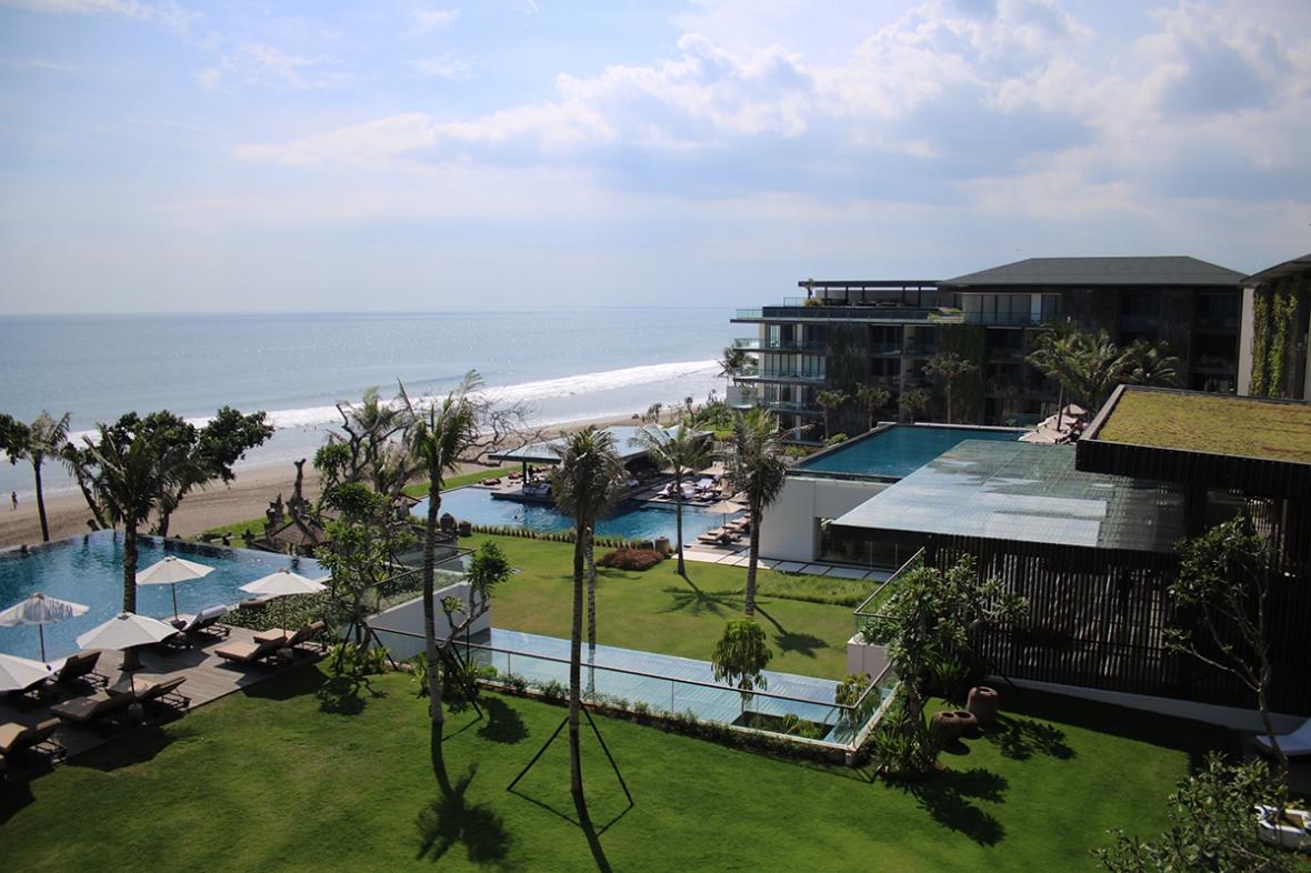 Blogger review Alila hotel Bali Seminyak