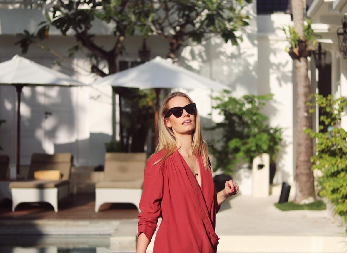 Blogger review Colony hotel Bali Seminyak