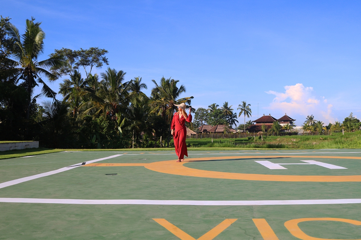 Fashion blogger review Viceroy hotel Bali Ubud