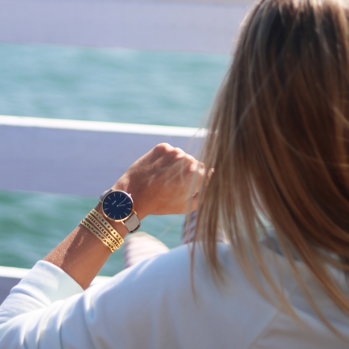 Cluse watches Fashion blogger Malibu farm