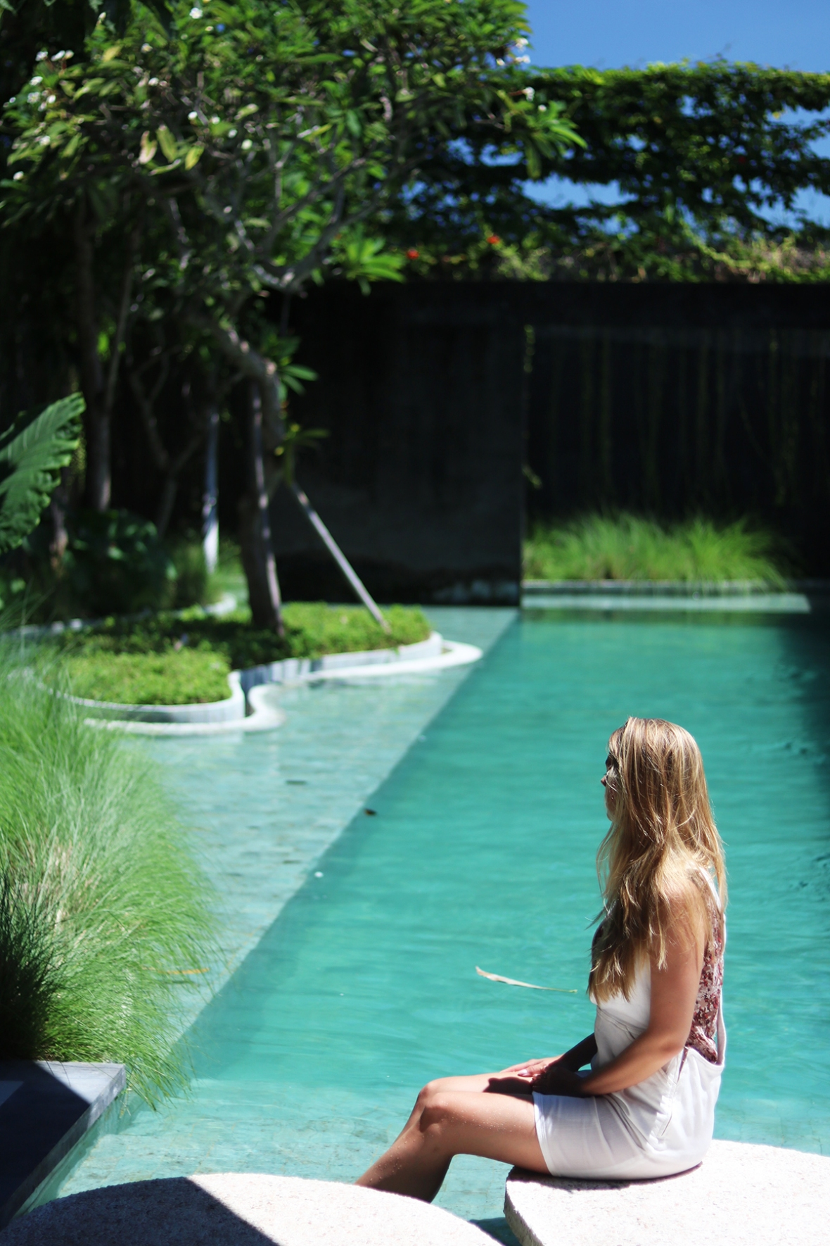 Fashion blogger review The Santai Hotel Bali resort Umalas Seminyak8lr2