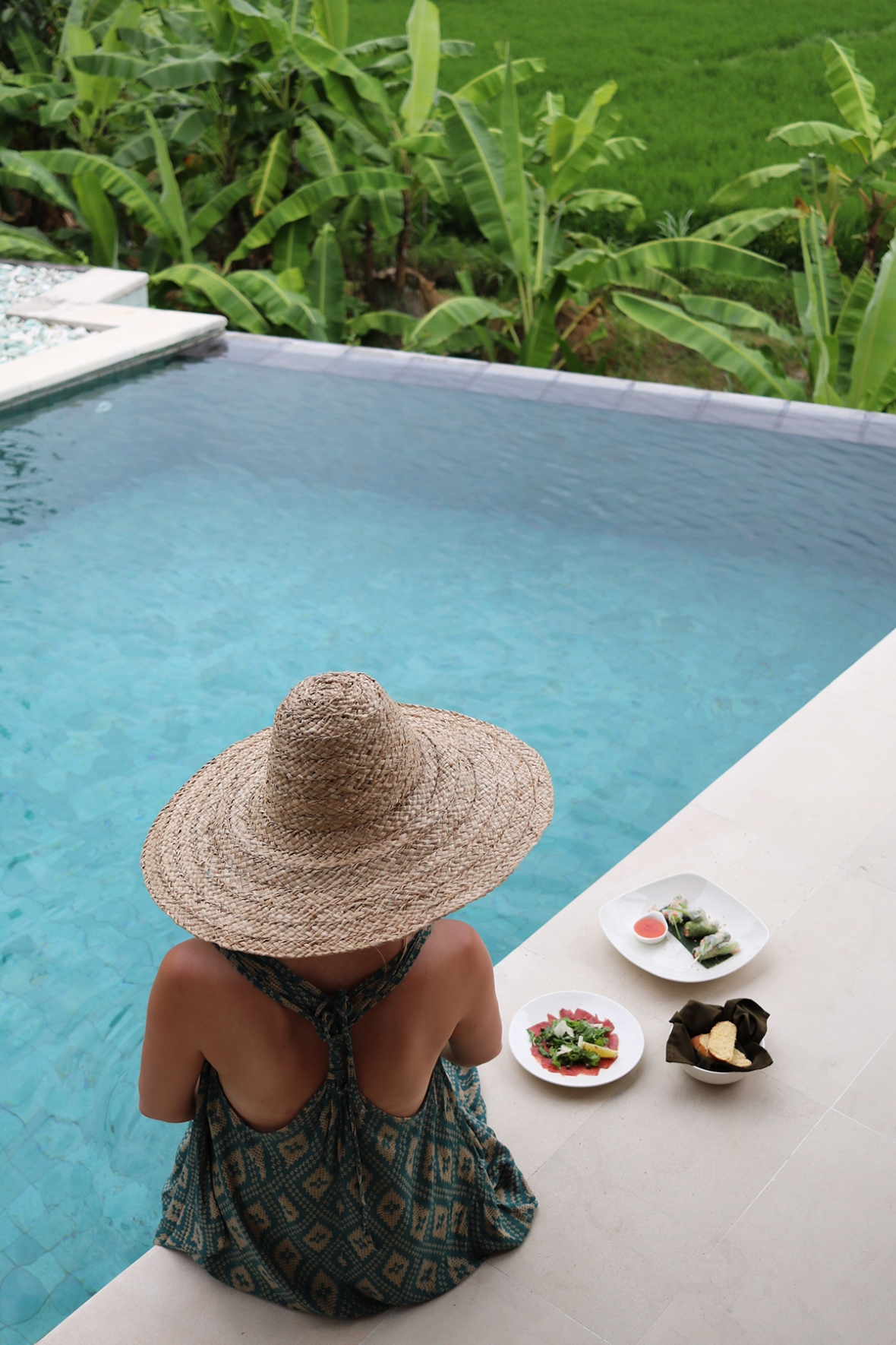 Review the Samata lifestyleretreats fashion blogger