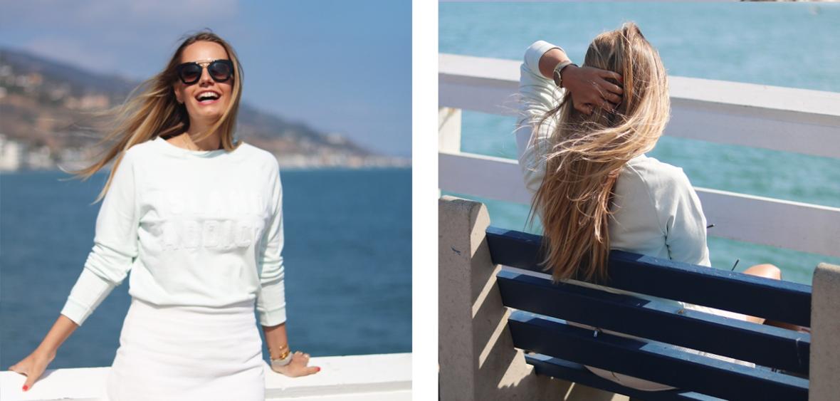 Cluse watches Fashion blogger Malibu farm17lr
