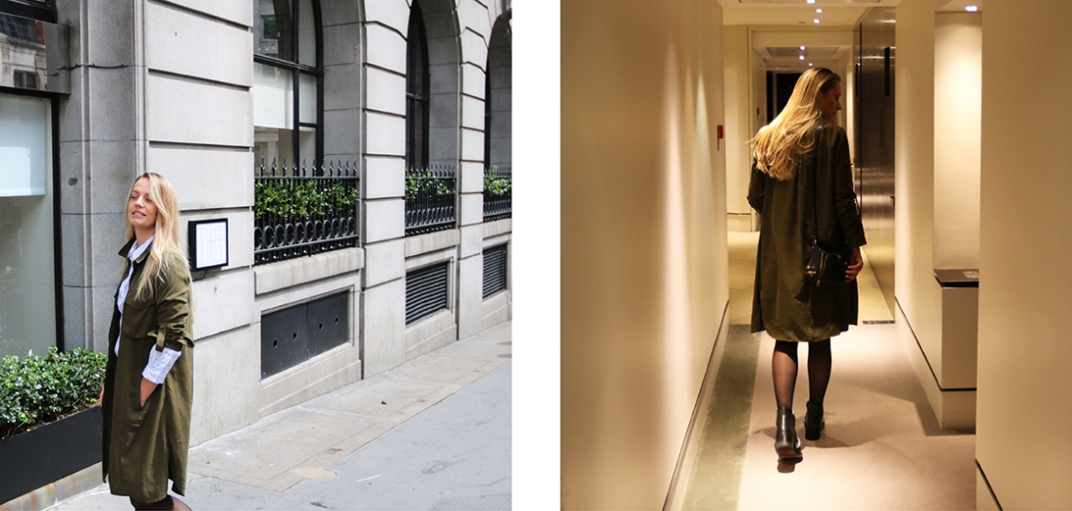 Fashion blogger Review Hotel London One Aldwych Covent Gardenlr