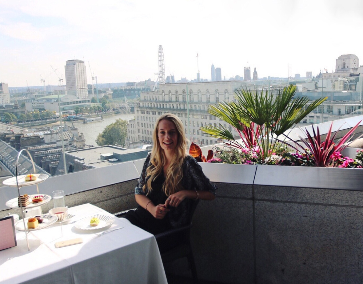 Blogger review MElondon hotel Merel van Poorten