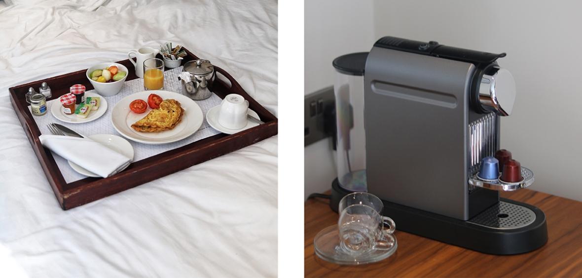 Merel van Poorten Blogger review Amba Hotel Londond