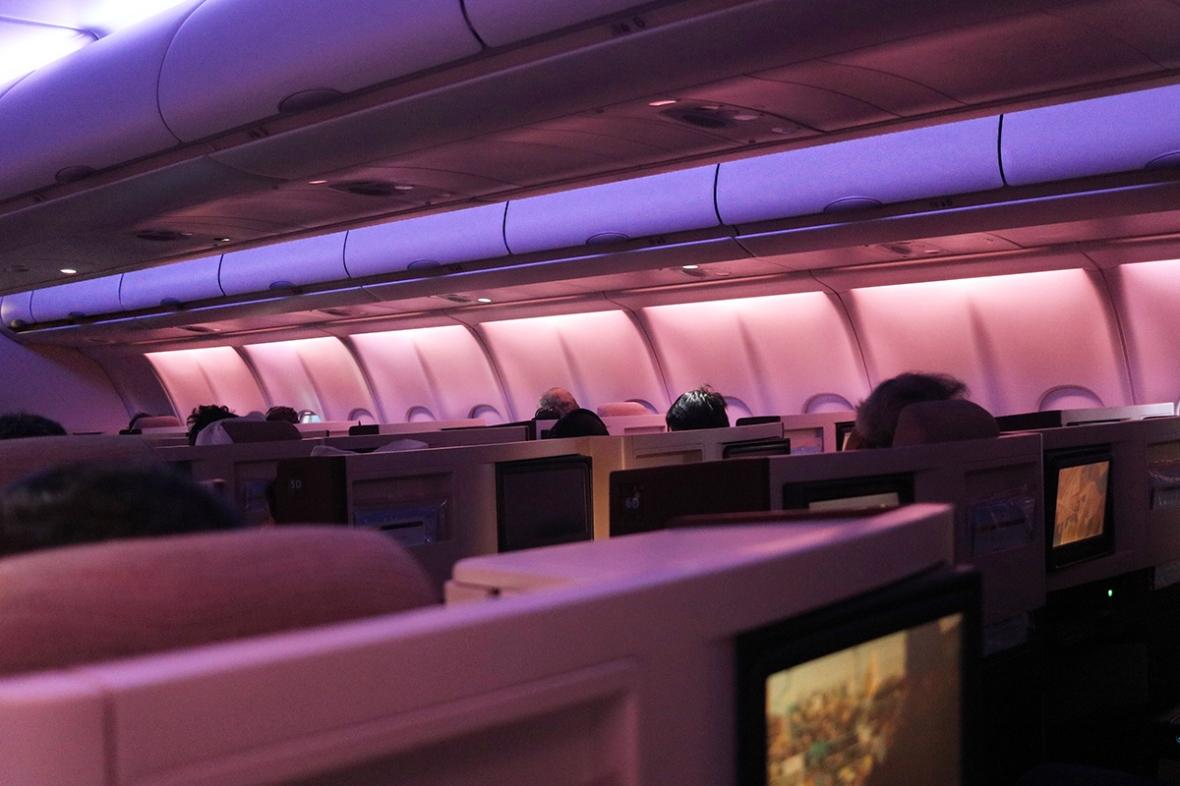 Blogger AATW India Jetairways