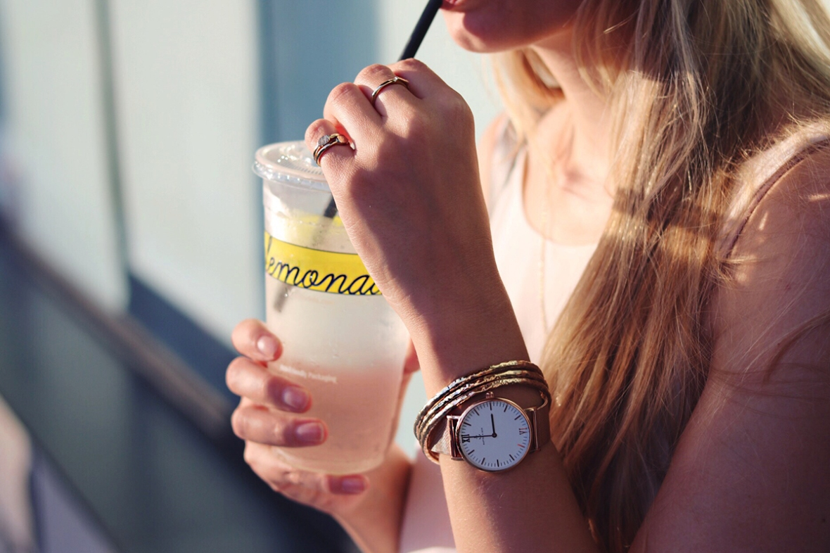 Blogger hotspots to do in San Francisco Lemonade