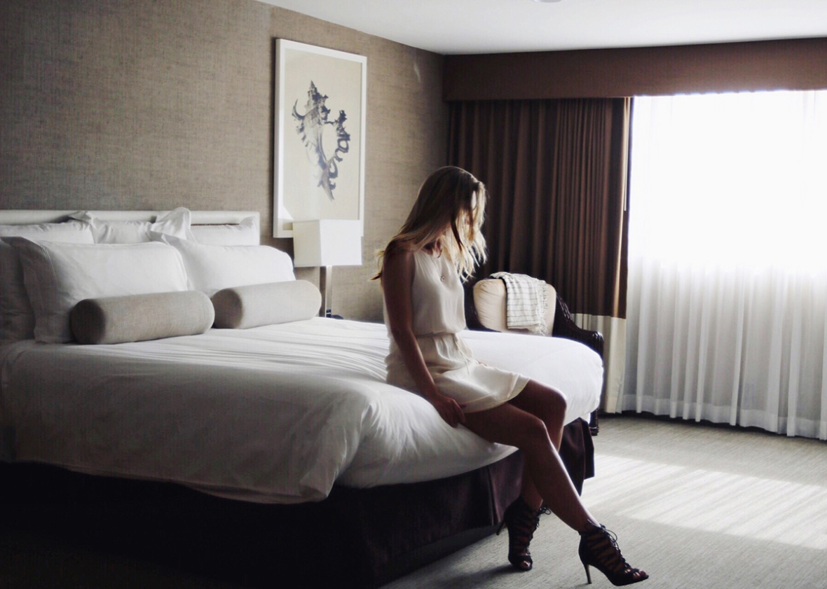 blogger review luxe sunset boulevard hotel los angeles