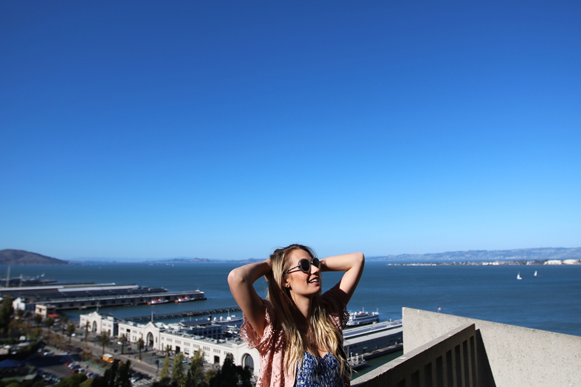 Blogger Review Park Hyatt San Francisco