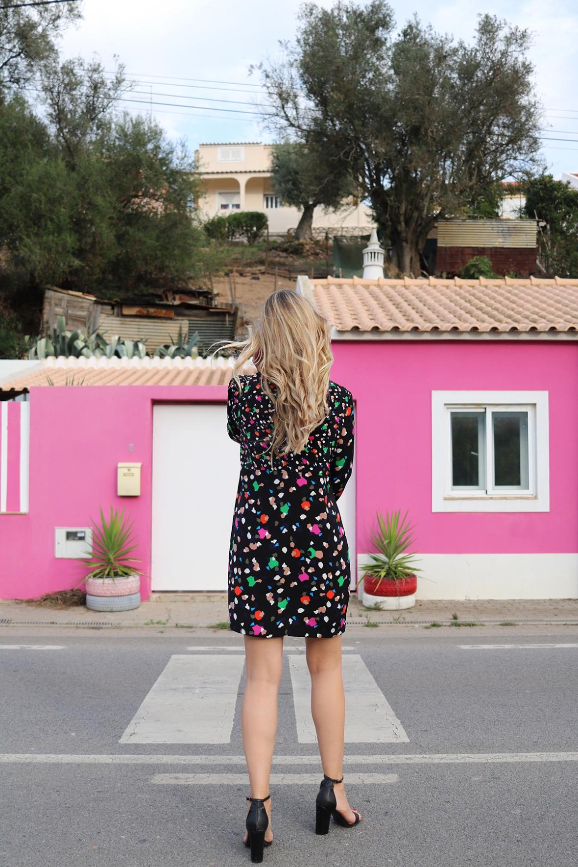 Pink House Algarve Monchique BloggerA