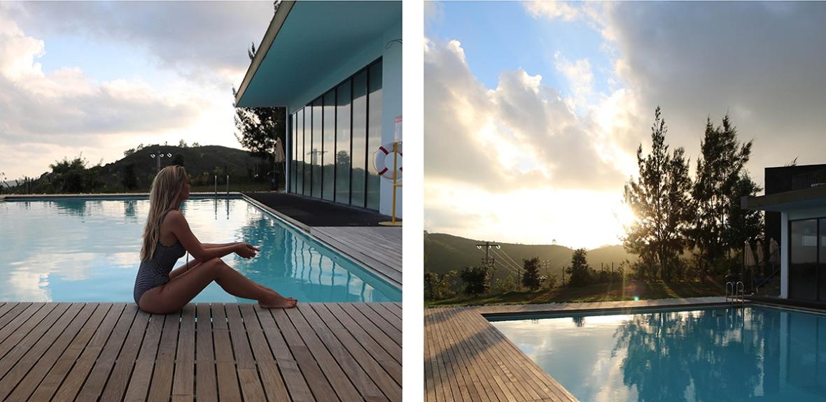 Blogger AATW Macdonald Monchique Review Portugal