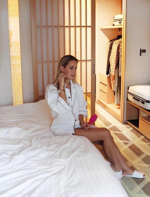 Shiba park hotel 151 blogger review