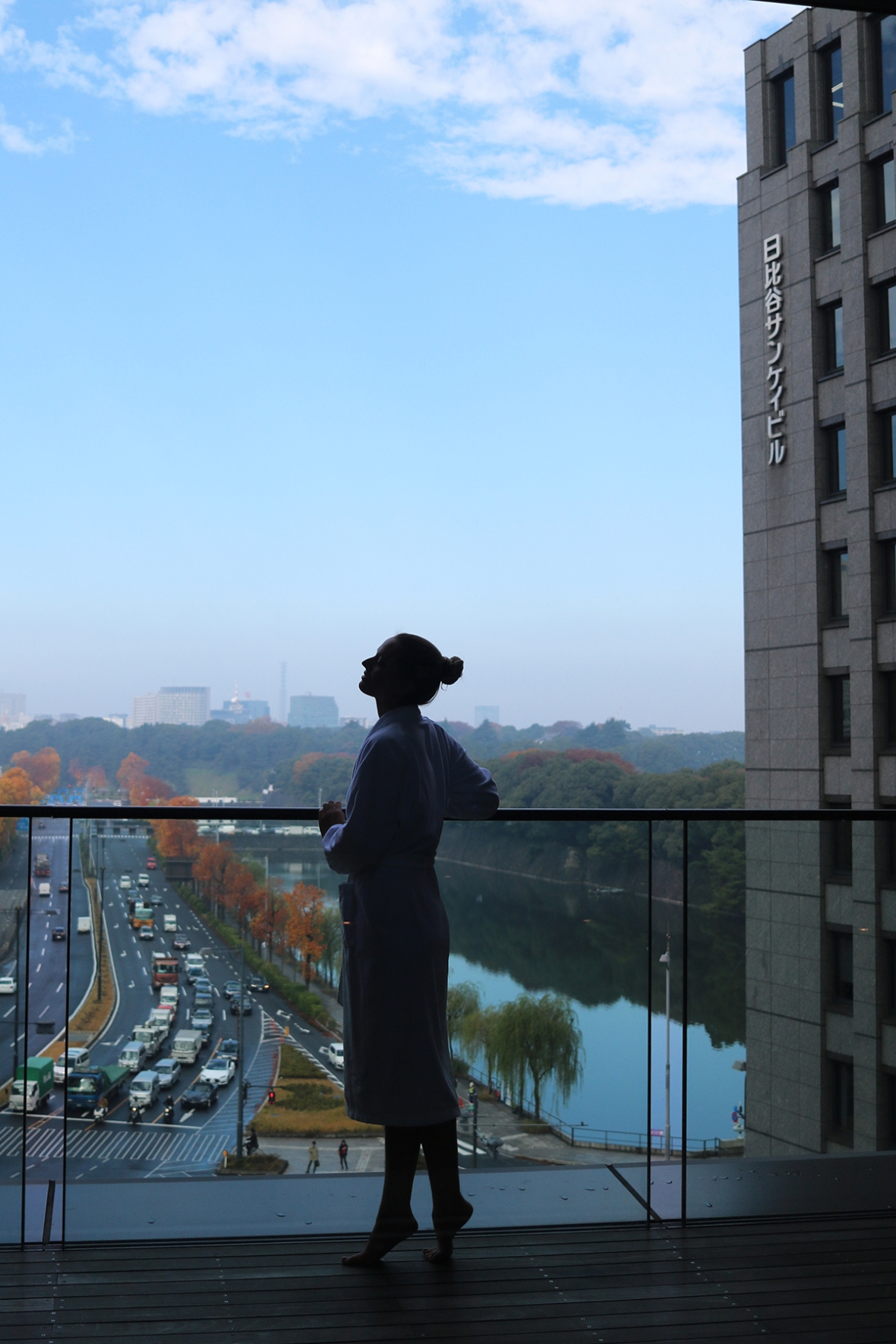 Blogger review The Peninsula Tokyo