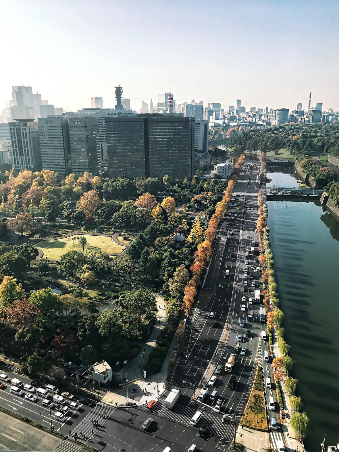 Blogger review The Peninsula Tokyo