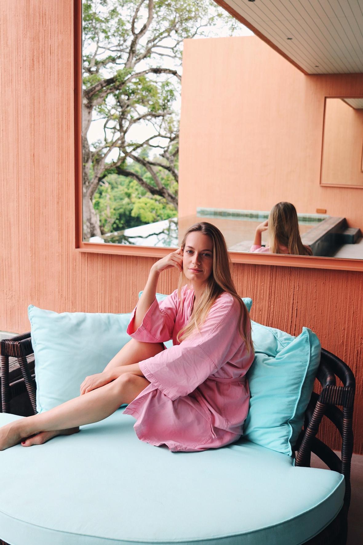 Sri Panwa Resort Phuket blogger review