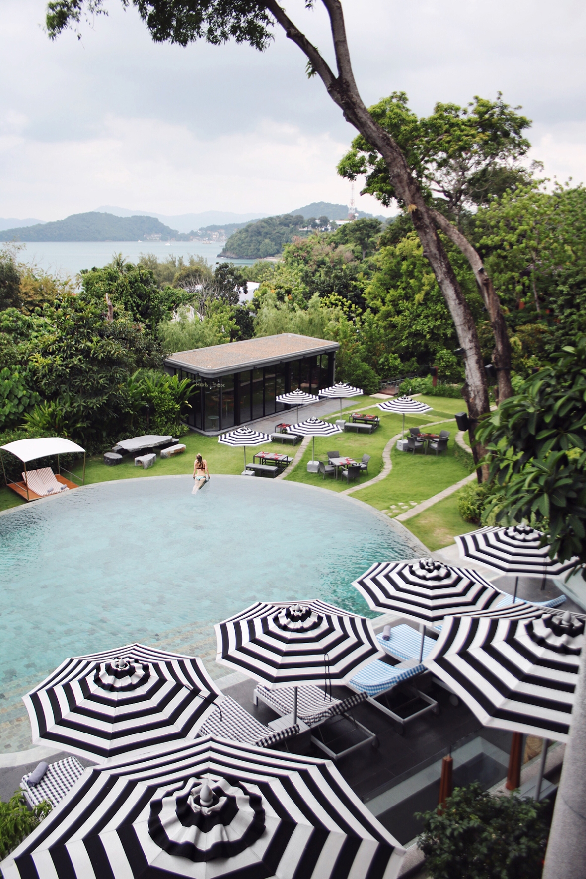 Sri Panwa Resort Phuket blogger review
