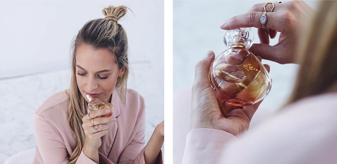 Yas Viceroy Sisley Perfume Izia Blogger Merel
