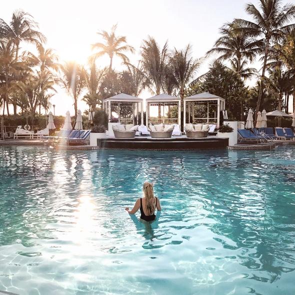 Fashion Blogger Review Loews Miami Merel van Poorten