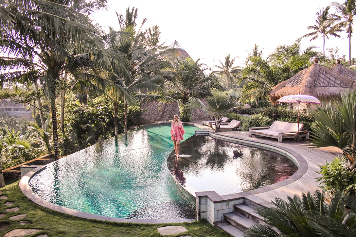 Review Blue Karma travel blogger Bali