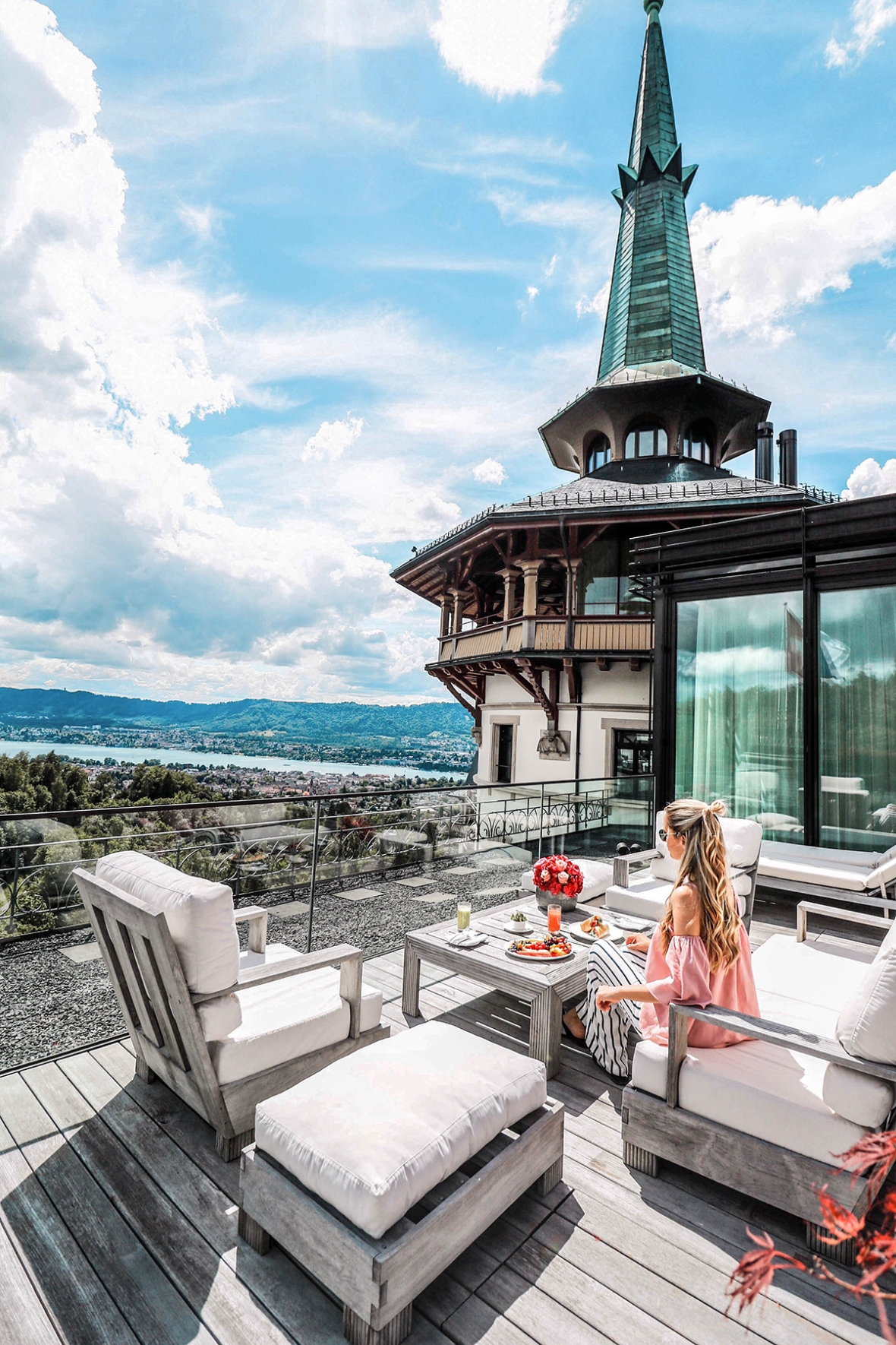 Hotel Review Dolder Grand Blogger Zurich 5 star