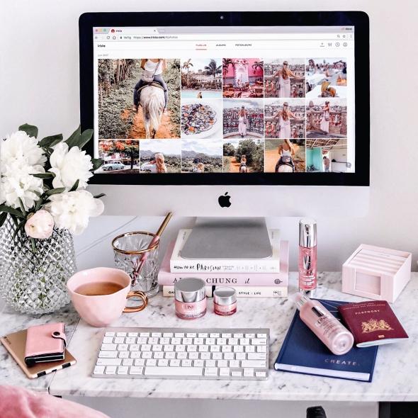 Canon Irista Album Blogger Photo storagelr